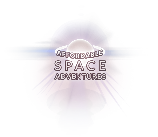 Affordable Space Adventures logo